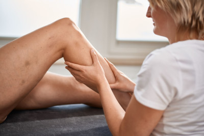Physiotherapie Herford - Santner - Leistungen - Lymphdrainage