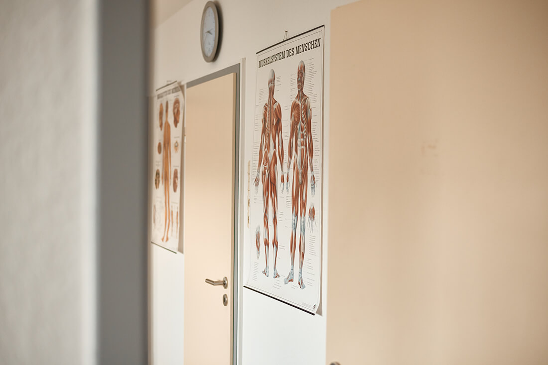 Physiotherapie Herford - Santner - Praxis